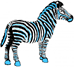 Free Zebra Birthday Party Printables