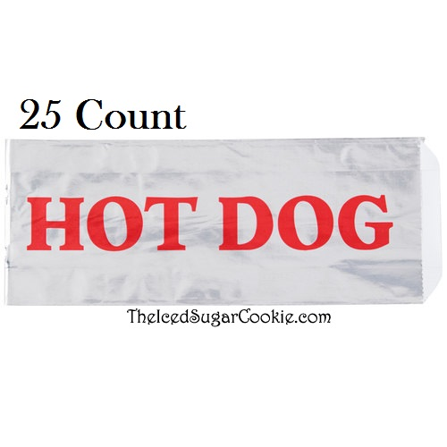 Hot Dog Wrappers Birthday Party Supplies