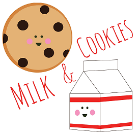 Free Milk And Cookies Birthday Party Printables- www.freebirthdaypartyprintables.com