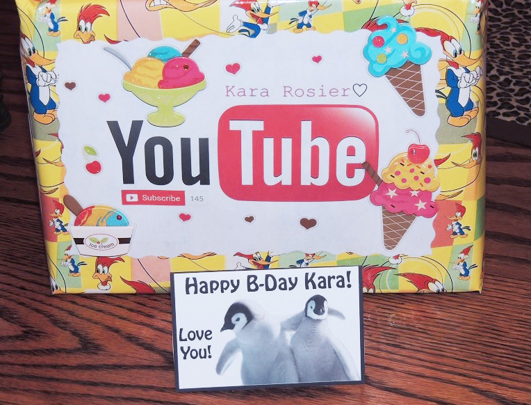 Youtube Birthday Party Printables